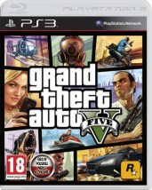 Gra GTA V 5 Grand Theft Auto PS3 PS3