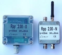 Radiowa pętla prądowa z transamisją dwustanów Rpp 2.00