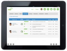 Zarządzanie Ocenami - system HR