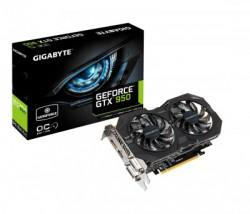 GIGABYTE GF GTX950 2048MB DDR5/128b WF2 OC gv-n950wf2oc-2gd