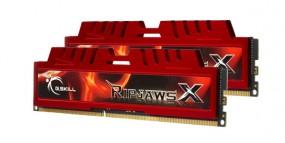 G.Skill RipjawsX DDR3 2x2GB 1600MHz CL9 F3-12800CL9D-4GBXL F3-12800CL9D-4GBXL