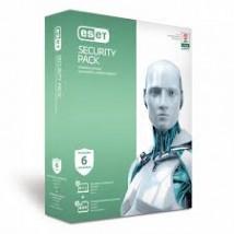 Eset Security PACK 3U+3smartfony 2Lata Licencja Elektroniczna