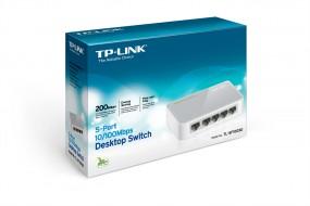 Switch, 5 portów 10/100 Mb/s TL-SF1005D