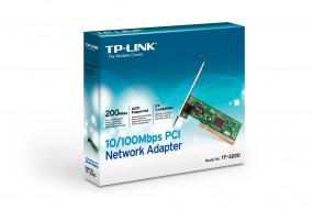 Karta sieciowa PCI, 10/100 Mb/s TF-3200