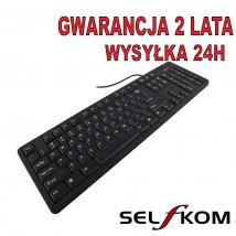 Klawiatura Standardowa TITANUM USB SLIM TK103 TK103