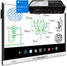 AKTYWNA TABLICA - 2 x monitor interaktywny z wbudowanym komputerem Win SMART MX165 4K UHD Win 10