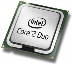 procesor intel core 2 duo