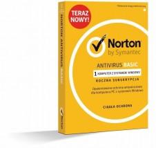 Oprogramowanie Norton Antivirus Basic