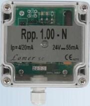 Bezprzewodowa pętla prądowa 0-20 mA Rpp 1.00
