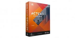 ActCAD 2020 BIM   licencja roczna  